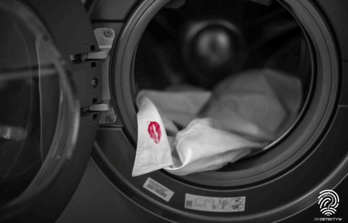 dowody winy partnera jak je zebrać pralka koszula